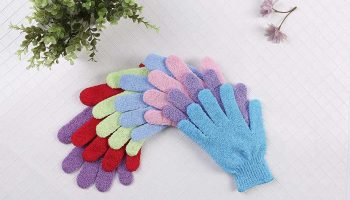 Best Exfoliating Gloves: Quenching The Urge To Purge The Dead Cells!